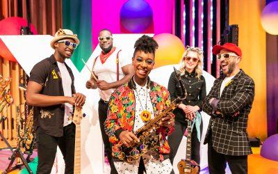 Yolanda Big Band Jam